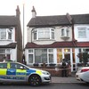 Baby boy who was in critical condition after his pregnant mother was stabbed to death in London has died