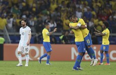 More Messi heartbreak as Firmino fires Brazil into Copa America final