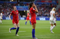 'We love our tea in England' - US star Morgan criticised for 'distasteful' celebration