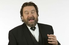 Comedian Brendan Grace receiving treatment for lung cancer