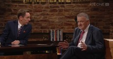 BAI rejects complaints made over Peter Casey's appearance on The Late Late Show