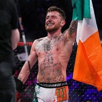 Gallagher opponent named for Dublin card as Bellator prepare for second Irish show this year