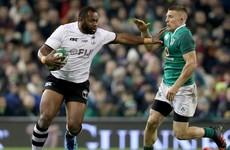 Quins land prolific Fijian Goneva after Newcastle's relegation