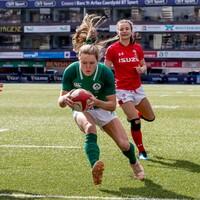 Senior-capped Beibhinn Parsons leads Ireland U18 7s at World Games