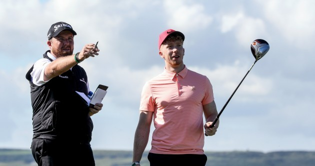 Canning, Lynch and O'Connell amongst the sporting stars in action at Irish Open pro-am