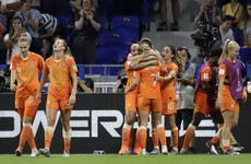 As it happened: Netherlands v Sweden, Women's World Cup semi-final