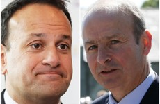 Leo Varadkar likens Micheál Martin to 'a priest engaging in sin behind the altar'