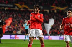 Atletico Madrid complete €126 million move for Benfica teenager Joao Felix