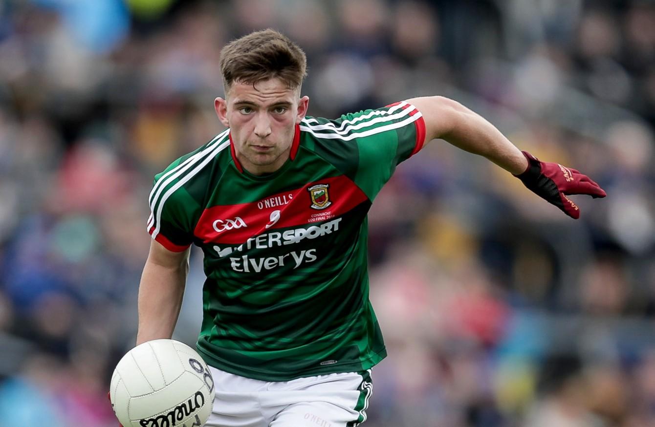 Mayo flex their muscle to advance through to Connacht U20 football final