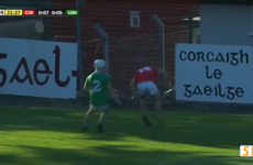 Cork U20 star Turnbull nutmegs Limerick defender with magical piece of skill