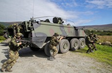 Government says €10m boost to Defence Forces pay will make Irish military careers 'more attractive'