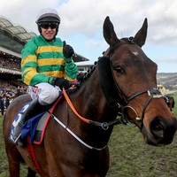 Galway festival ruled out for Geraghty as he recovers from broken tibia and fibula
