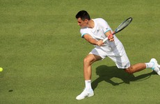 Tomic stripped of Wimbledon prize money for not meeting 'professional standards'