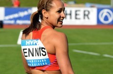 Home thoughts: Jessica Ennis says she's equipped to handle the spotlight