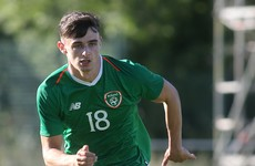 Ireland U21 winger leaves Norwich City for Scottish Premiership loan spell