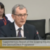 Scally: Price for cervical screening tender 'became a much more important factor' than quality