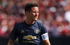 PSG sign Ander Herrera on free transfer following his Man United departure