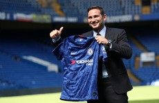 Lampard ready and relishing biggest challenge of his career in charge of Chelsea