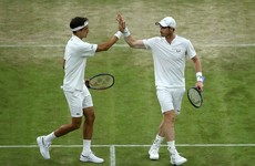Andy Murray makes winning comeback at Wimbledon