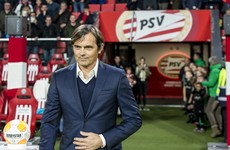 Netherlands legend Cocu appointed Derby boss with Shay Given part of coaching team