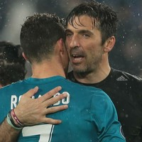 Buffon relishing 'splendid gift' of playing with Cristiano Ronaldo at Juventus