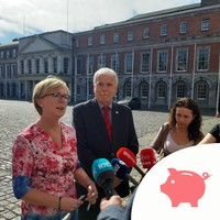 Regina Doherty 'can't guarantee' pension increases in Budget 2020 because of Brexit