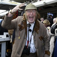 'A huge personality': Tributes paid as racing pundit John McCririck dies aged 79