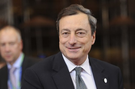 Might Mario Draghi be bringing a smile to the faces of mortgage holders next week?