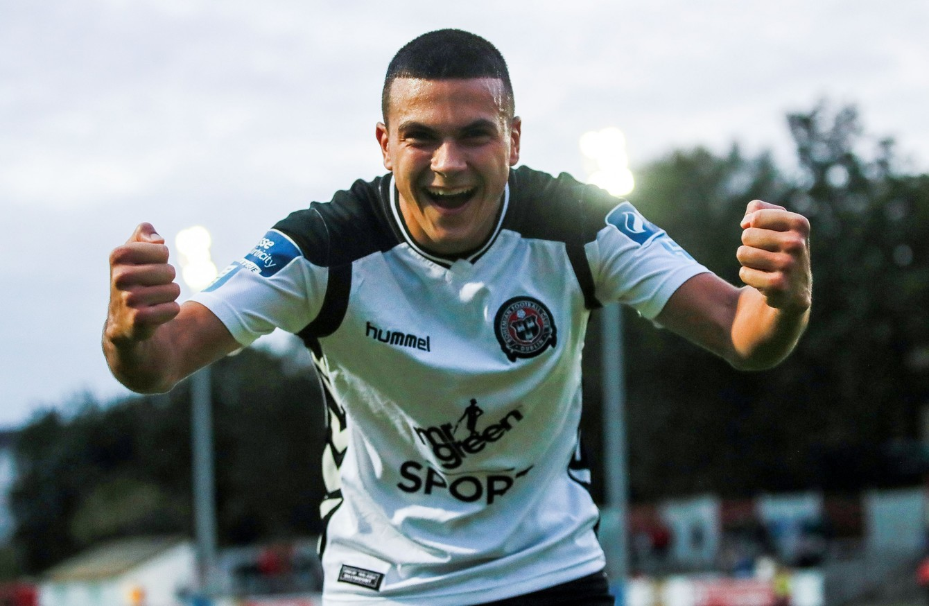c4acfae7fe2361 19-year-old Bohemians striker Ali Reghba completes Leicester City move