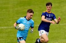 Dublin make three changes for Leinster MFC final against Kildare