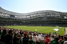 VIDEO: Stunning timelapse footage from Ireland's Euro 2012 send-off game