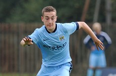 Waterford snap up former Man City youth midfielder and Ireland U21 international