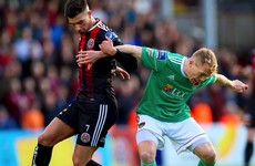 Cork City's search for a win continues as Bohemians extend unbeaten run