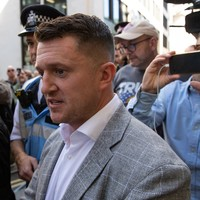 Far-right activist Tommy Robinson found guilty over Facebook broadcast