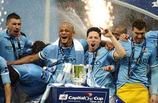 Samir Nasri links up with former team-mate Kompany at Anderlecht
