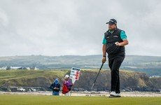 Late recovery saves Lowry from cut, Power surges up Irish Open leaderboard