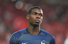 Pogba's agent says midfielder 'in process' of leaving Man United - report