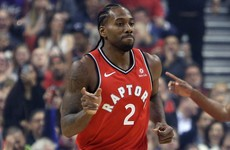 Toronto Raptors star Kawhi Leonard reportedly decides to join LA Clippers