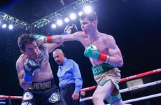 Monaghan star Aaron McKenna returns to the ring in California seeking ninth consecutive win