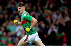 Carr's double helps Mayo advance into Super 8s with thrilling win over 12-man Galway