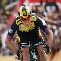 Dutch rider Teunissen 'dream' winner of dramatic Tour de France opening stage