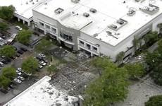 Twenty injured after gas explosion at Florida shopping centre