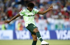 Holders crash out as Arsenal star Iwobi grabs winner to send Nigeria through