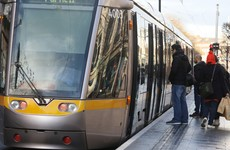 Man (40s) arrested following 'serious assault' on Luas in Dublin