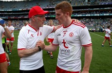 Tyrone boss 'would be disgusted' if Harte's ban is not overturned for Super 8s opener