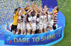 USA beat Netherlands to win World Cup for fourth time