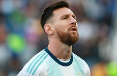 South American bosses hit back at 'unacceptable' Messi comments