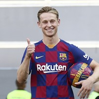 €75-million man swayed by Barcelona's 'key player' promise