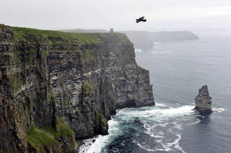 The Cliffs of Moher, Co Clare.
