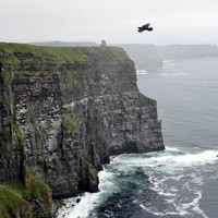 South African tourist airlifted from Cliffs of Moher after falling onto narrow ledge